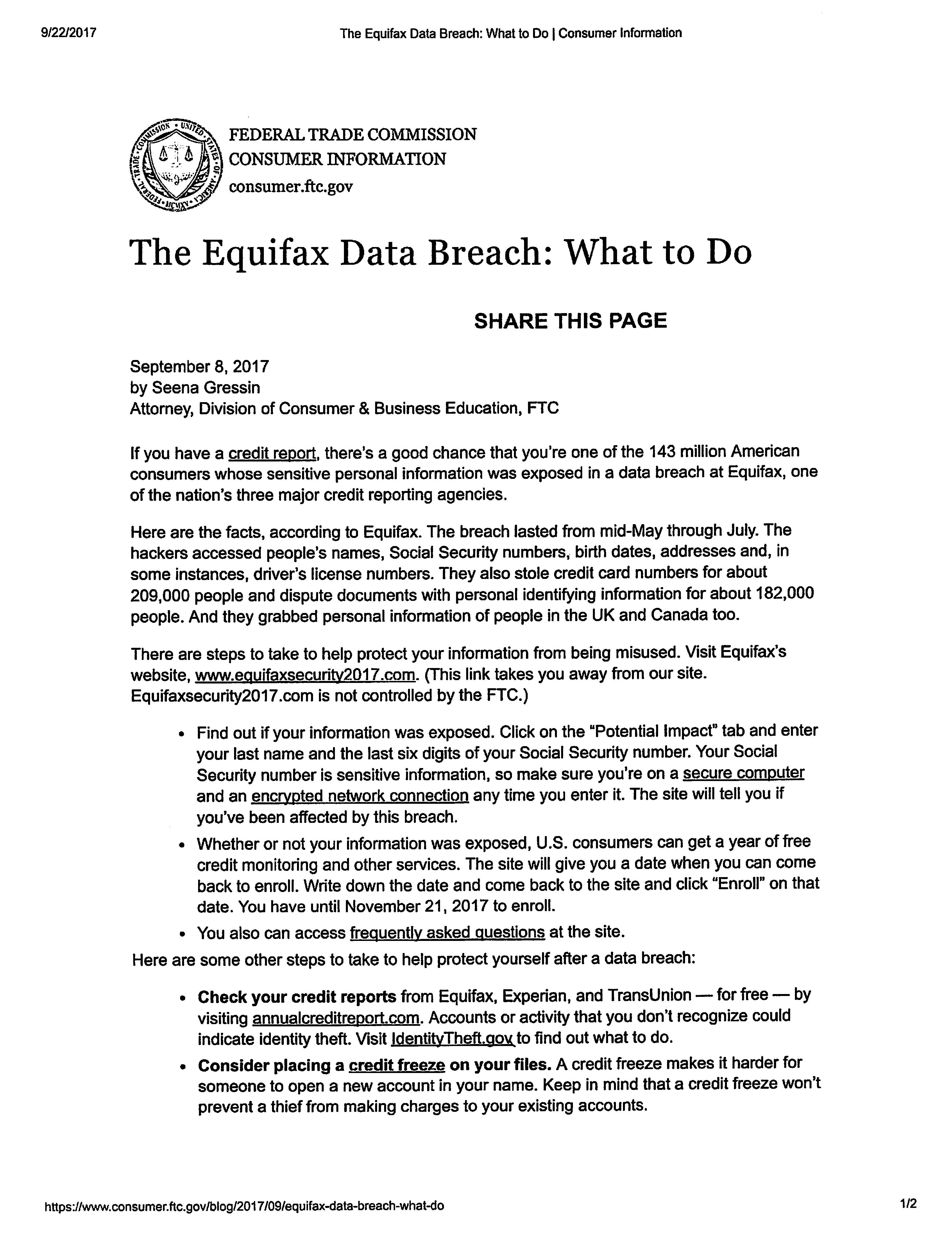 Equifax breachpage1g reheart Choice Image